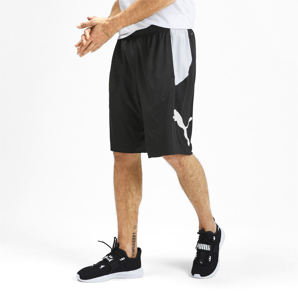 Image Puma Cat Men's Training Shorts #2