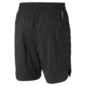 Thumbnail 4 of Herren Training Gewebte Shorts, Puma Black, medium