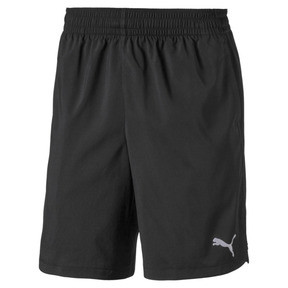 Thumbnail 3 of Woven Men's Training Shorts, Puma Black, medium