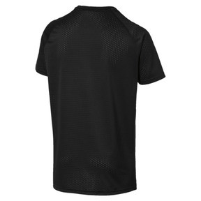Thumbnail 4 of Short Sleeve Men's Tech Training Tee, Puma Black, medium