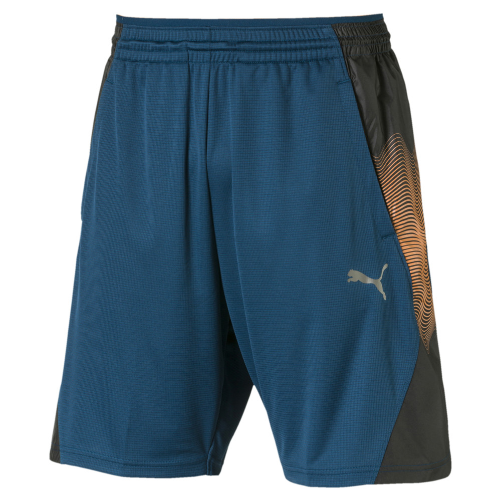 Image Puma Collective Men's Graphic Shorts #1