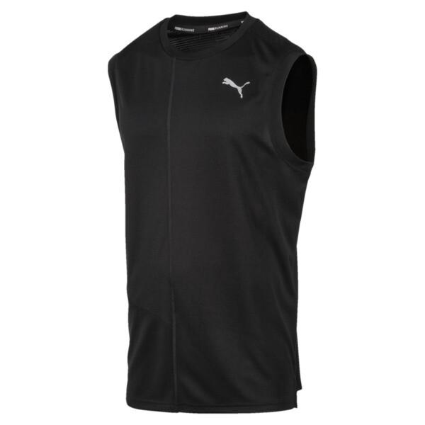 T-Shirt IGNITE Singlet pour homme, Puma Black, large