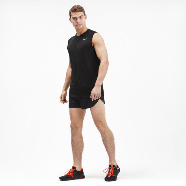 IGNITE Herren Singlet, Puma Black, large