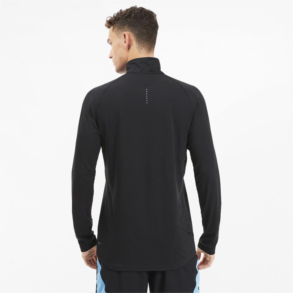 Image Puma IGNITE Half Zip Men's Running Top #2