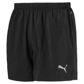 Thumbnail 4 of IGNITE Herren Running Gewebte Shorts, Puma Black, medium