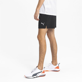 Thumbnail 1 of IGNITE Herren Running Gewebte Shorts, Puma Black, medium