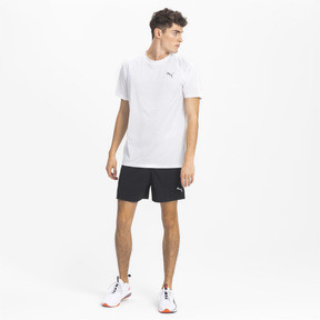 Thumbnail 3 of IGNITE Herren Running Gewebte Shorts, Puma Black, medium