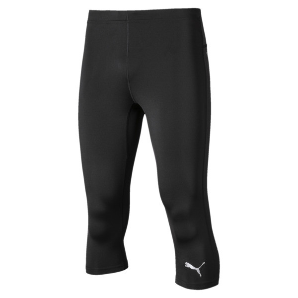 Pantalon de course IGNITE Running 3/4 pour femme, Puma Black, large