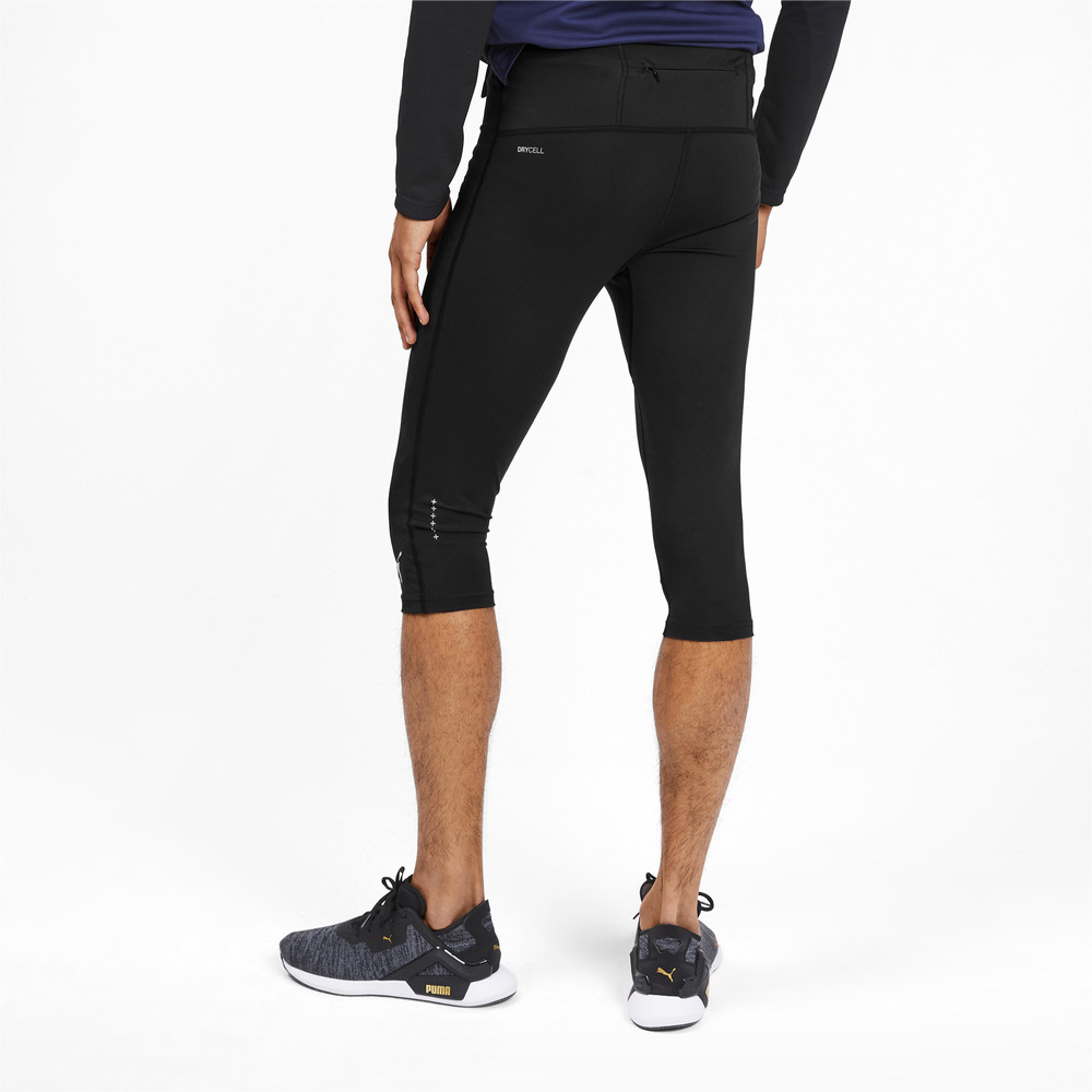 Image PUMA IGNITE 3/4 Men's Running Tights #2