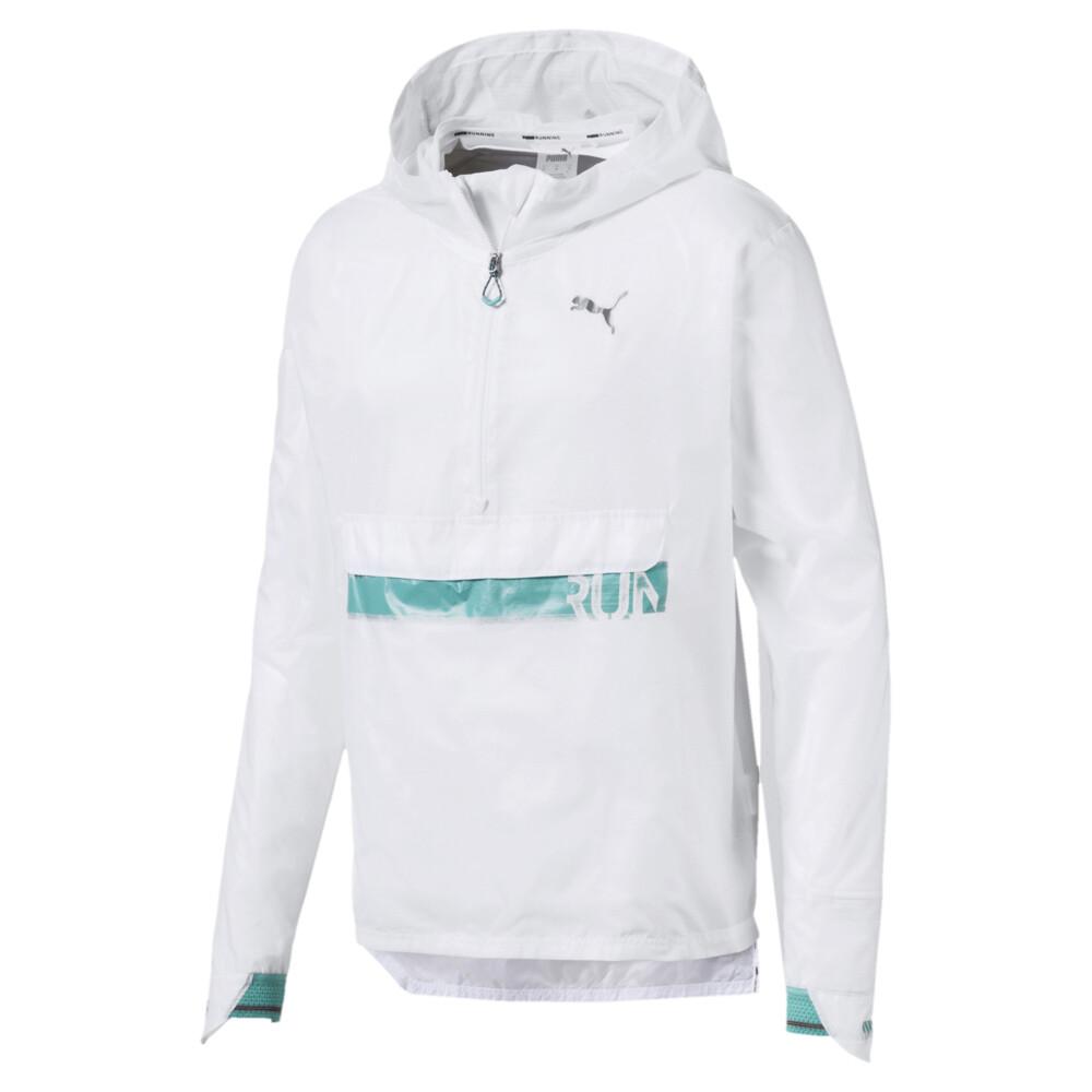 Image PUMA Get Fast Excite Woven Half Zip Men's Running Jacket #1