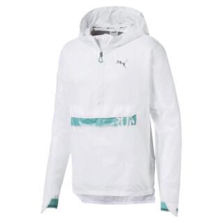 Image Puma Get Fast Excite Woven Half Zip Men's Running Jacket