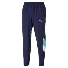 Miniatura 1 de Pantalones Reactive plegables para hombre, Peacoat-Turquoise-White, mediano