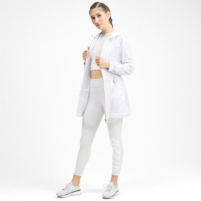 Thumbnail 3 of PUMA x SELENA GOMEZ Hooded Women's Jacket, Puma White, medium