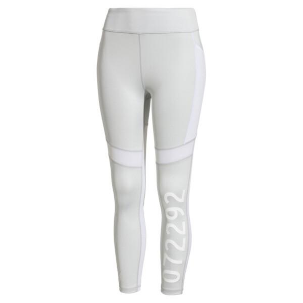 PUMA x SELENA GOMEZ Damen Leggings, Glacier Gray-Puma White, large