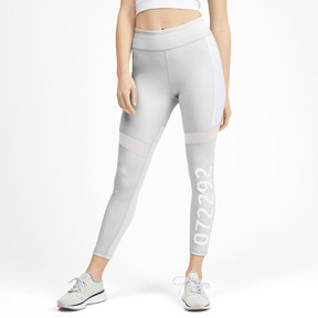 Thumbnail 1 of Collant PUMA x SELENA GOMEZ pour femme, Glacier Gray-Puma White, medium