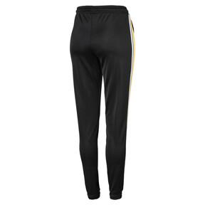 Thumbnail 2 of Poly Cuffed Women's Track Pants, Puma Black, medium