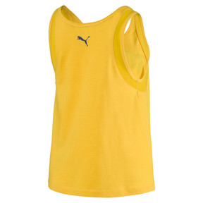Thumbnail 2 of Loose Women's Tank Top, Spectra Yellow, medium
