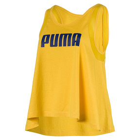 Thumbnail 1 of Loose Women's Tank Top, Spectra Yellow, medium