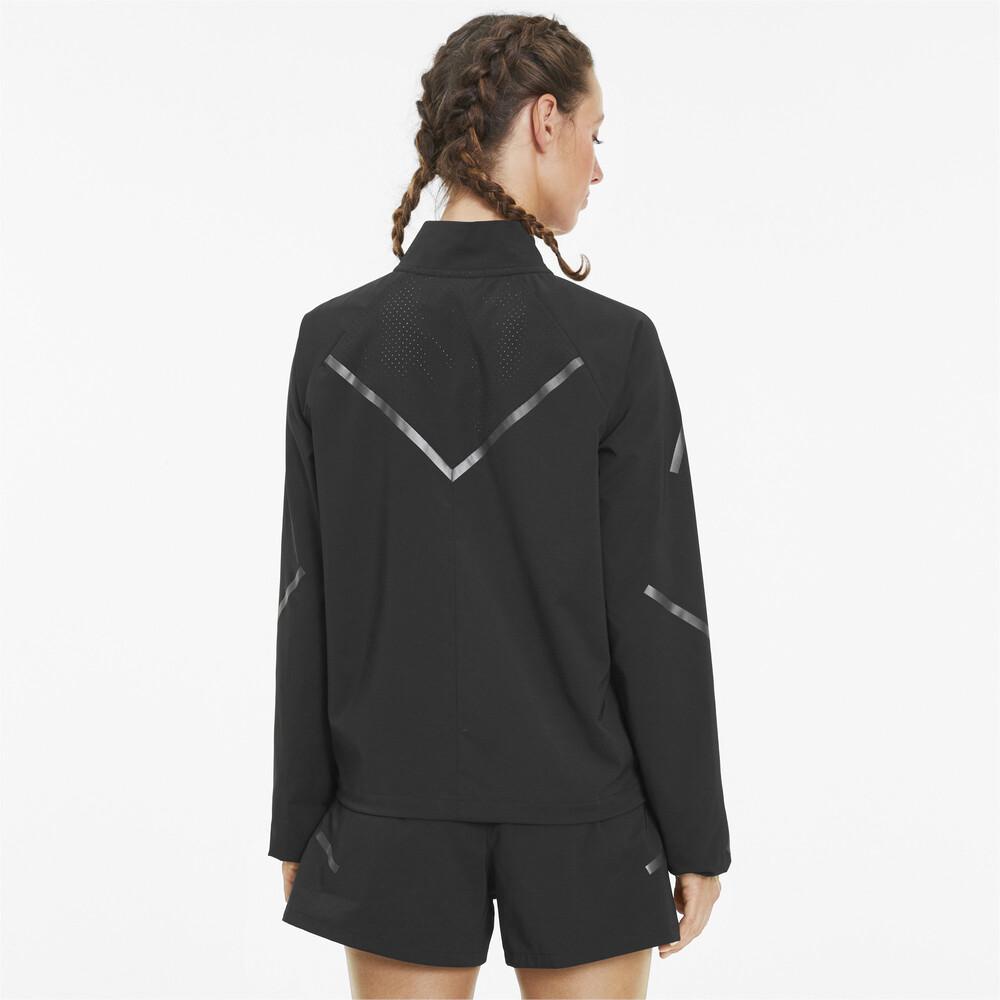 Görüntü Puma Runner ID Koşu Kadın Ceket #2