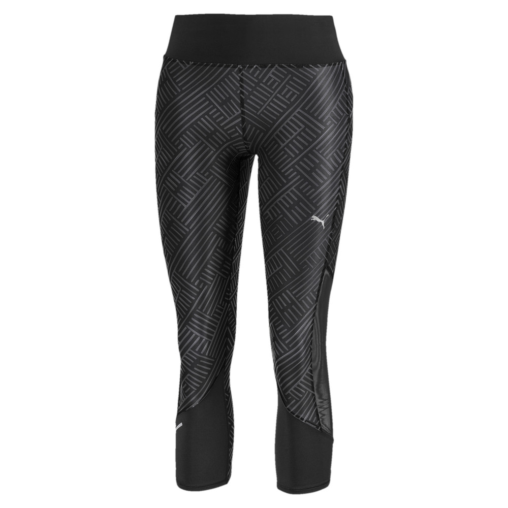 Изображение Puma Леггинсы Last Lap 3/4 Graphic Tight #1