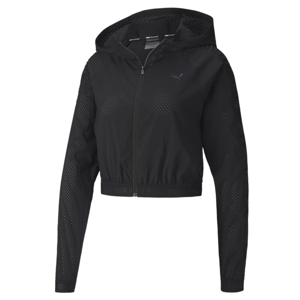 Image PUMA Be Bold Woven Women's Training Jacket #1