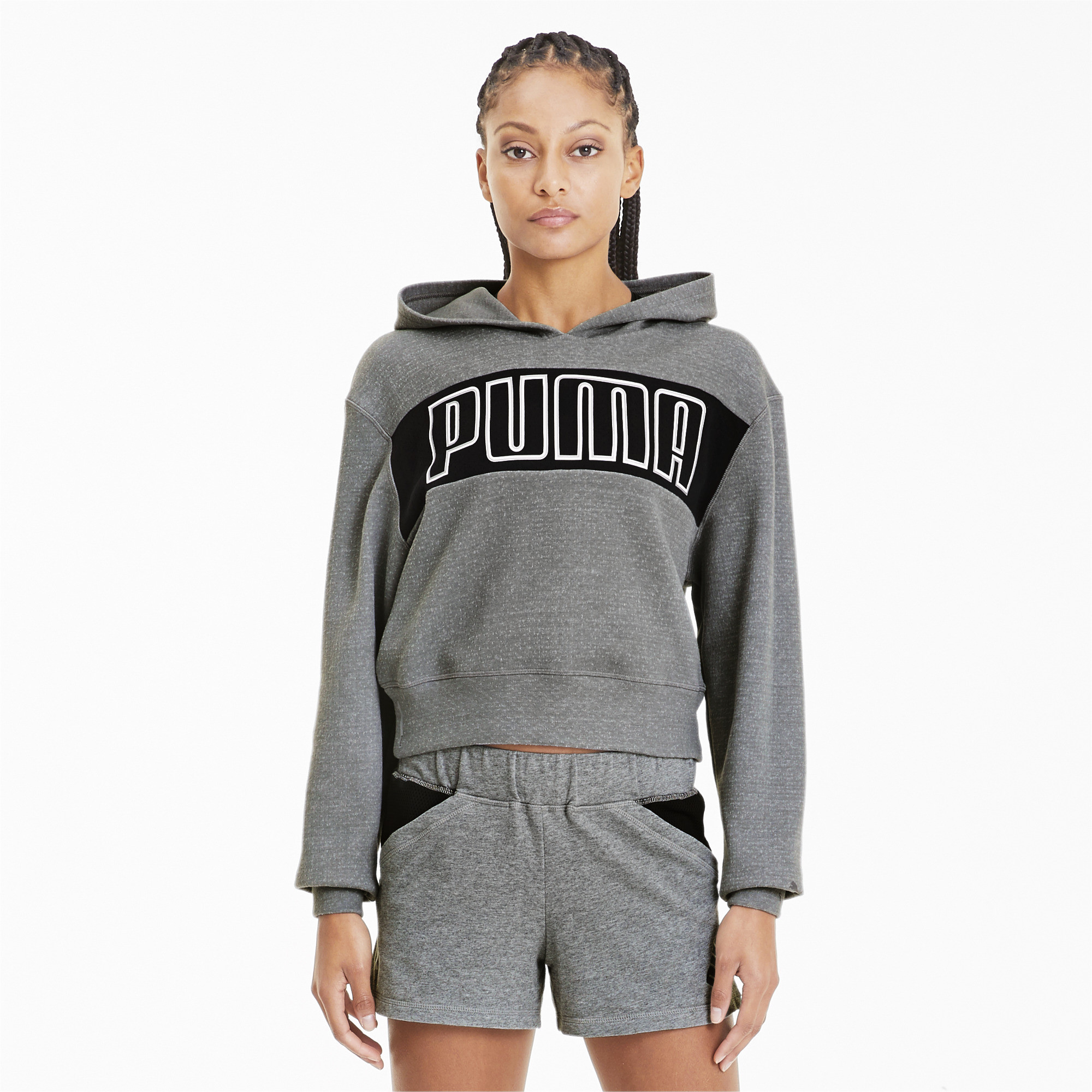 PUMA-Women-039-s-Feel-It-Hoodie thumbnail 4