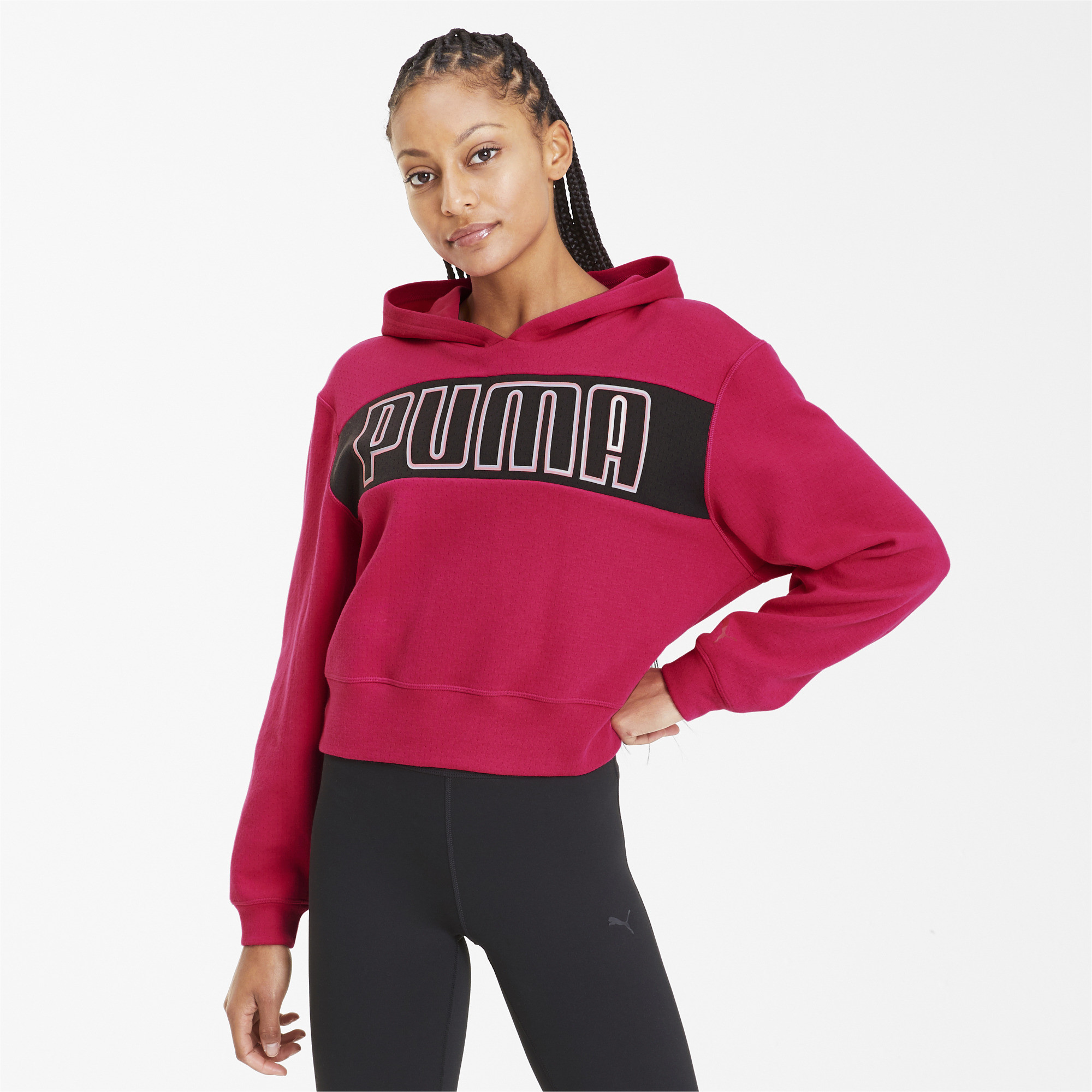 PUMA-Women-039-s-Feel-It-Hoodie thumbnail 9