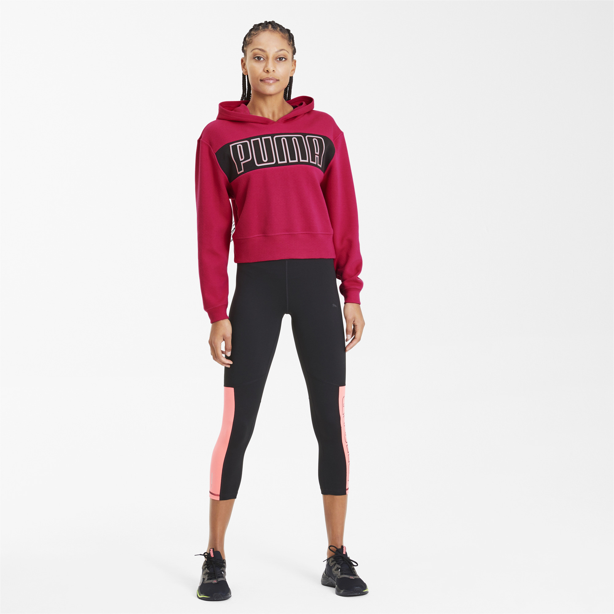 PUMA-Women-039-s-Feel-It-Hoodie thumbnail 11