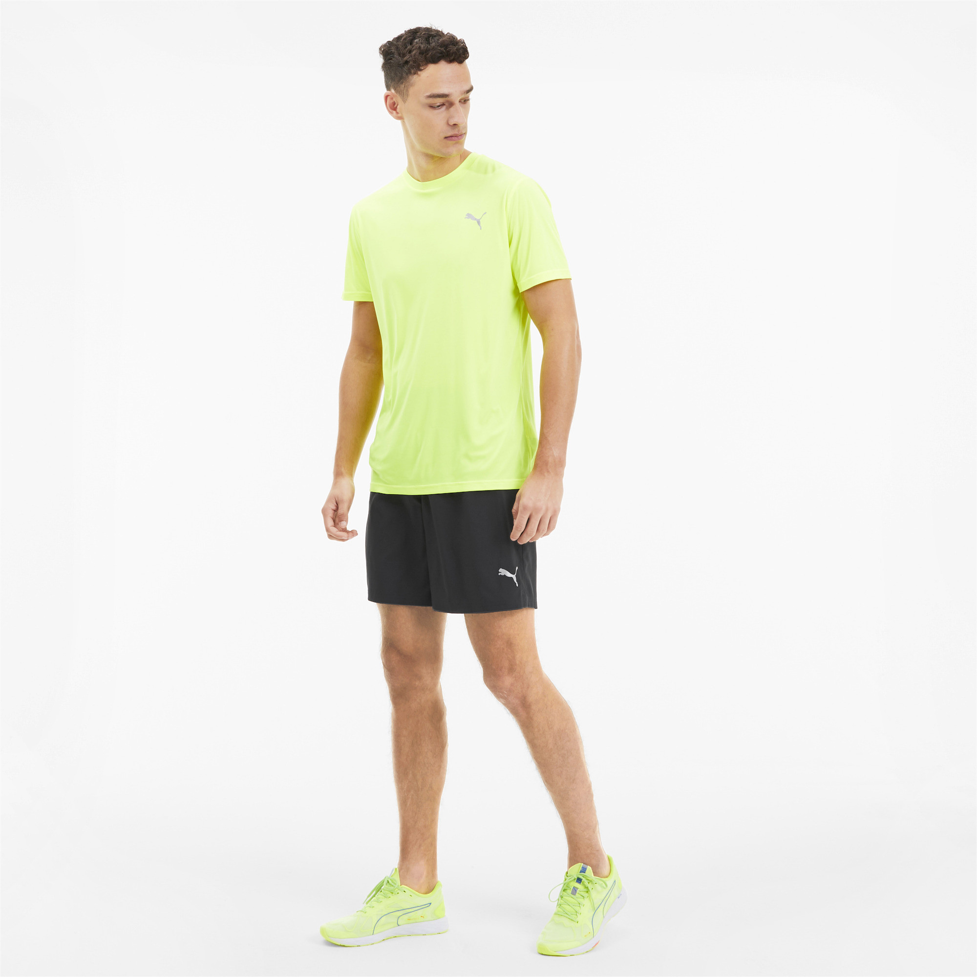 Skins DNAmic Superpose 2 In 1 Womens Running Shorts Black