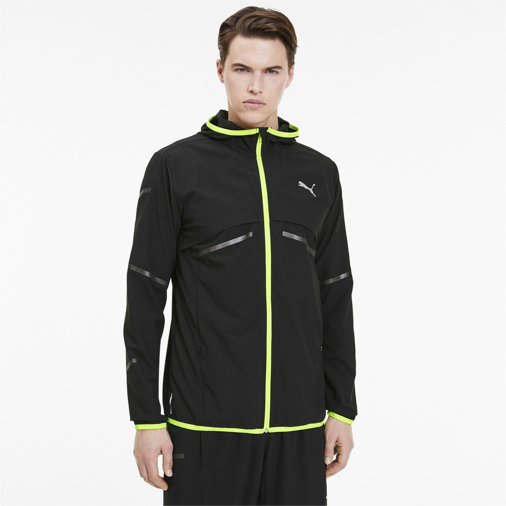 Image Puma Runner ID Men's Jacket #1