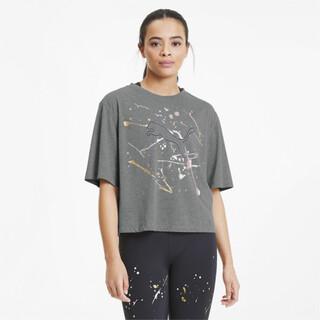 Image PUMA Camiseta Metal Splash Graphic Feminina