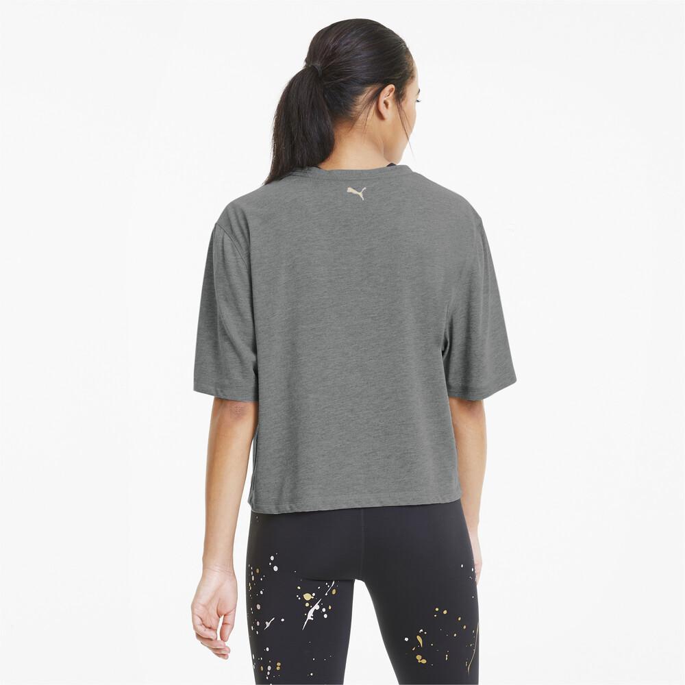 Image PUMA Camiseta Metal Splash Graphic Feminina #2
