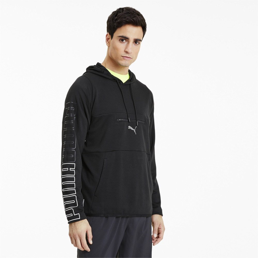 Image PUMA Power Knit Men's Training Hoodie #2