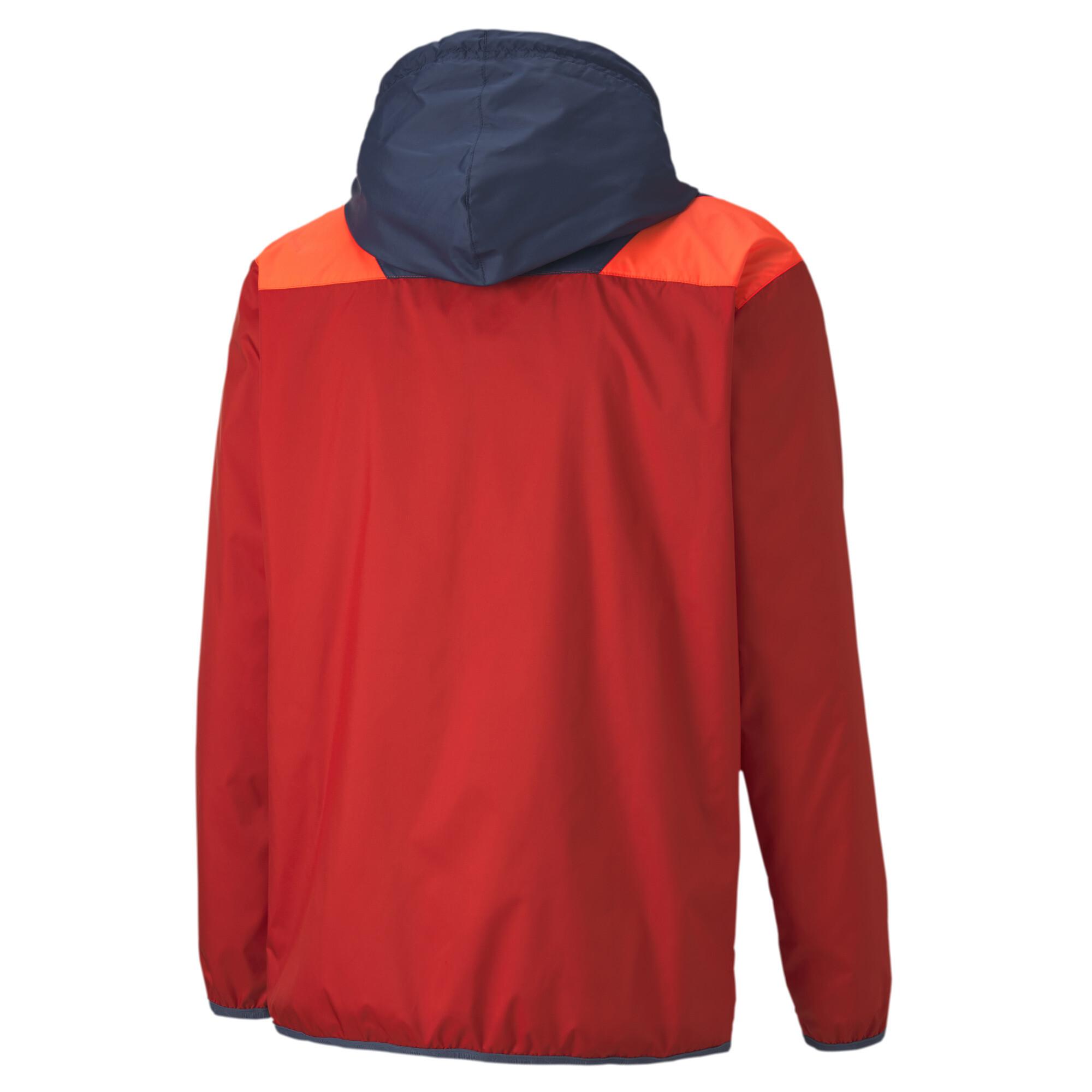PUMA-Men-039-s-Reactive-Woven-Training-Jacket thumbnail 8
