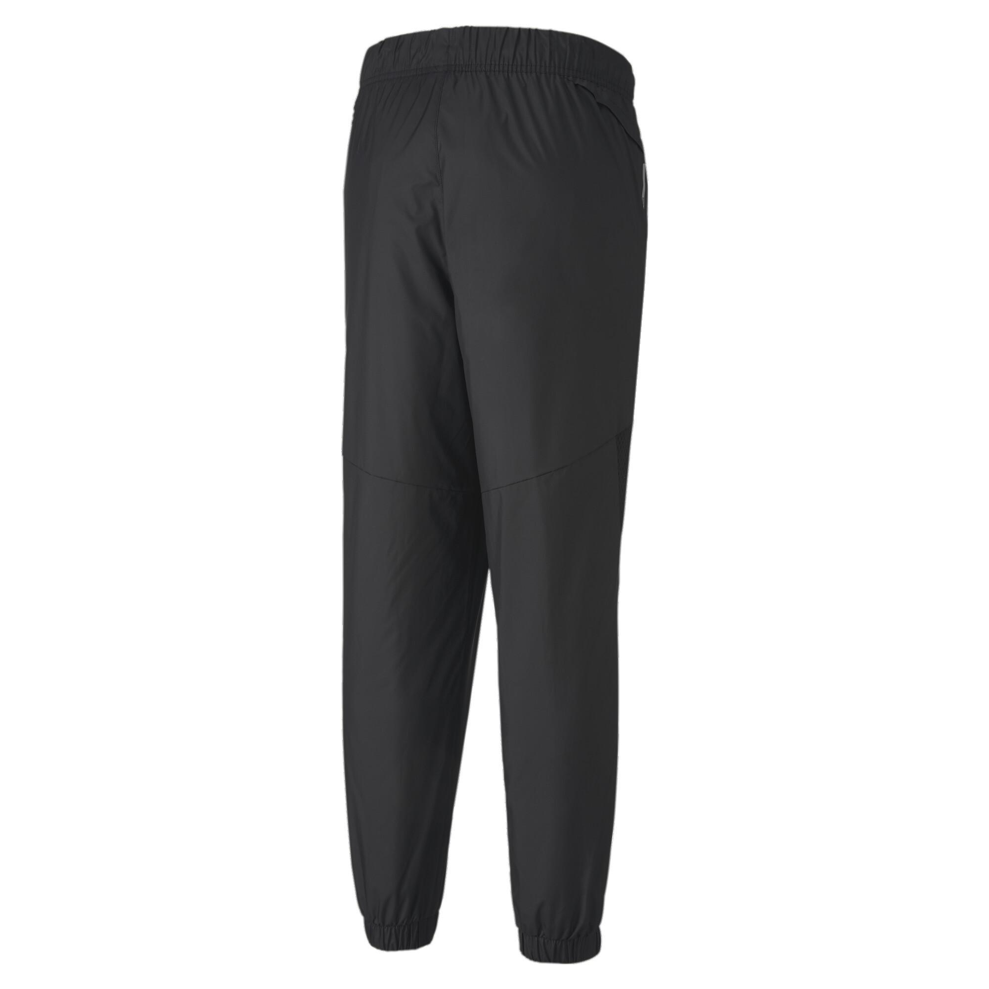 PUMA-Reactive-Men-039-s-Woven-Training-Pants-Men-Woven-Pants-Training thumbnail 3