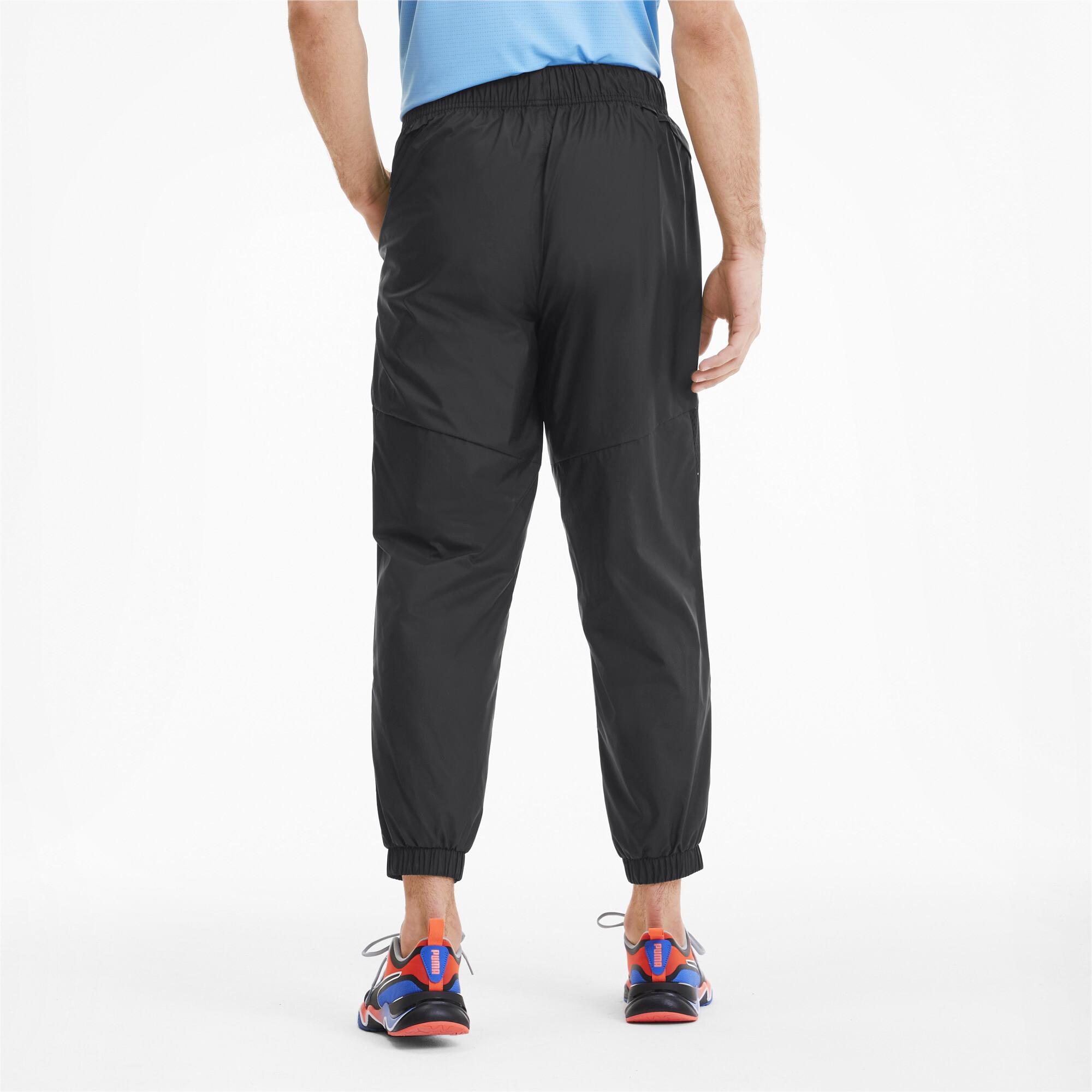 PUMA-Reactive-Men-039-s-Woven-Training-Pants-Men-Woven-Pants-Training thumbnail 5