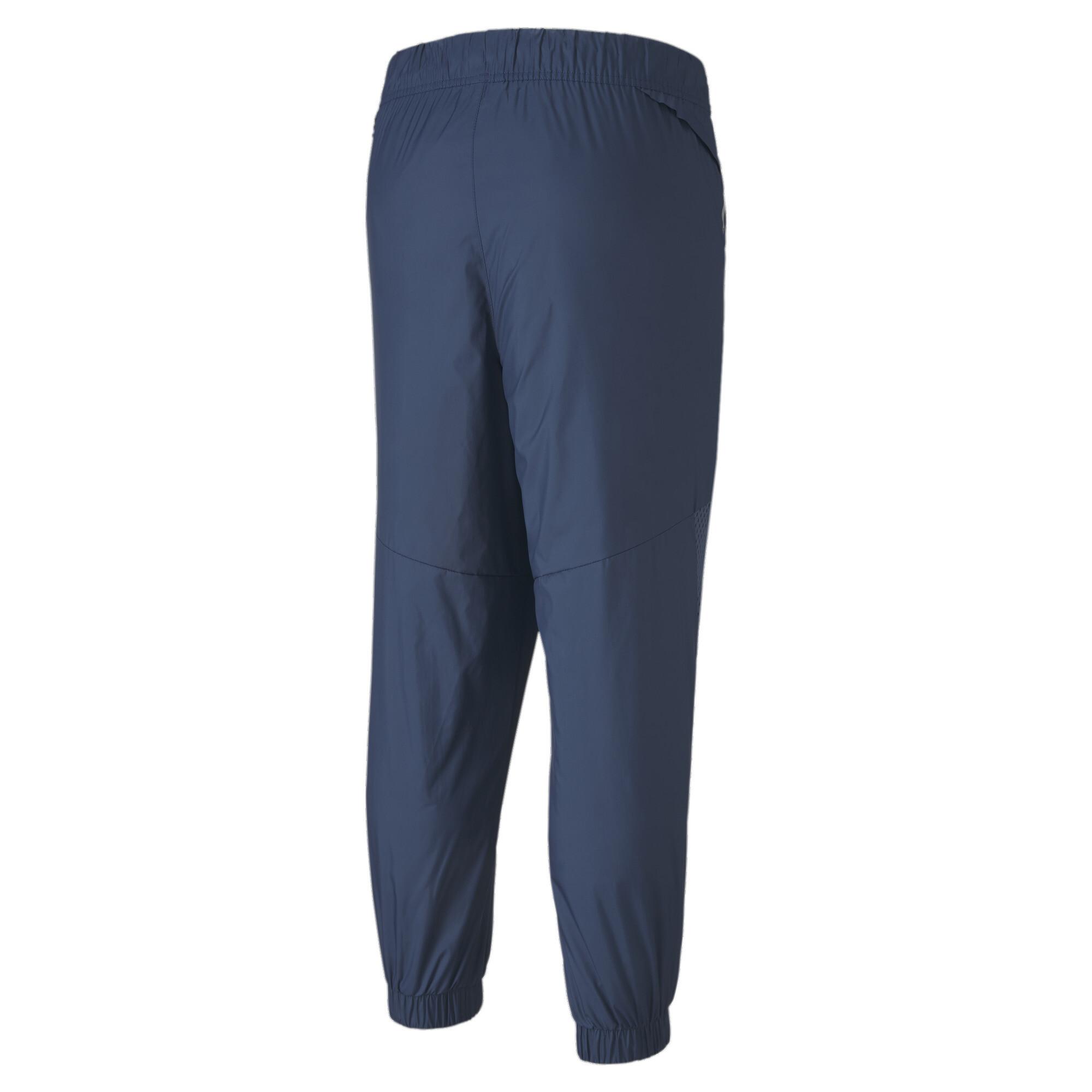 PUMA-Reactive-Men-039-s-Woven-Training-Pants-Men-Woven-Pants-Training thumbnail 8