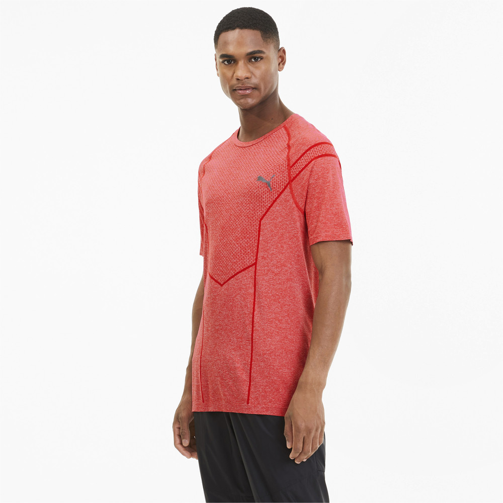 Image PUMA Reactive evoKNIT Men's Training Tee #1