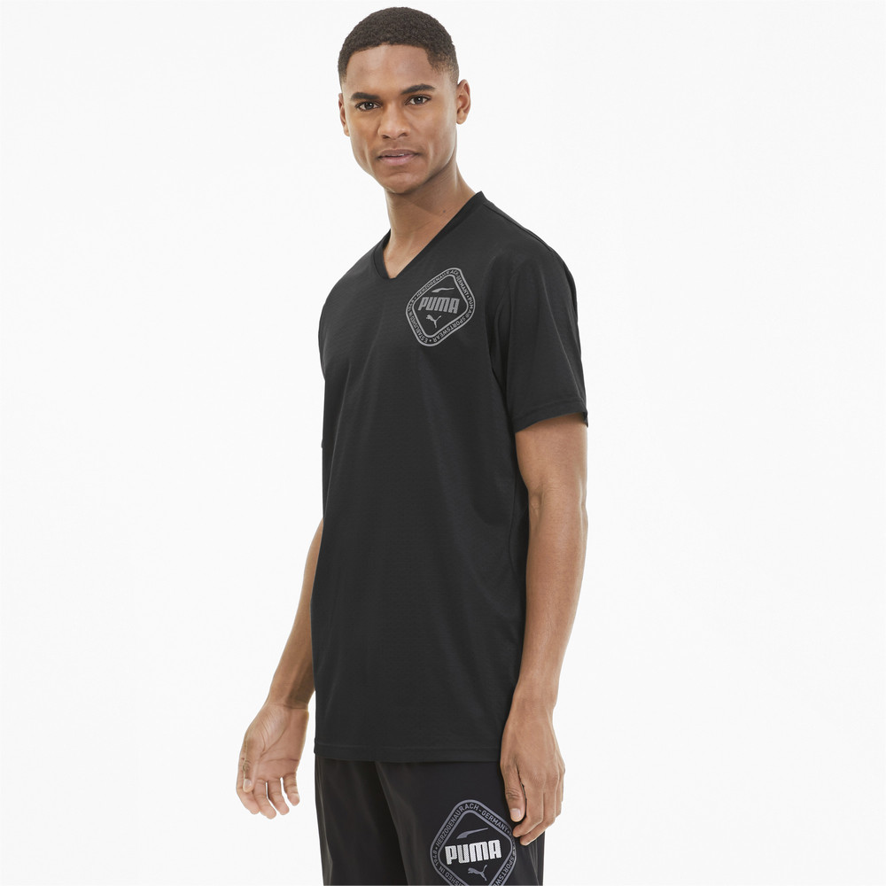 Image Puma Collective Short Sleeve Men's Training Tee #1