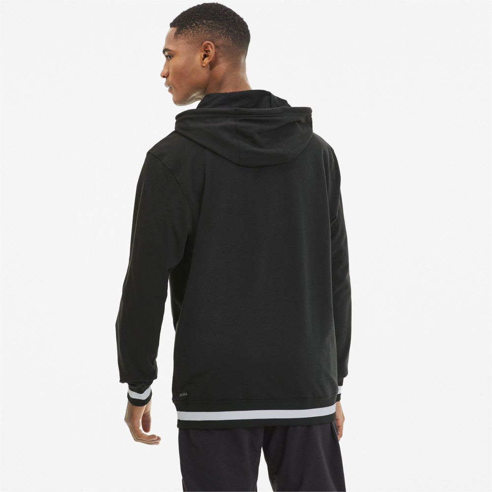 Image PUMA Collective Knitted Men's Warm-Up Hoodie #2