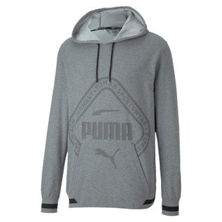 Image PUMA Collective Knitted Men's Warm-Up Hoodie