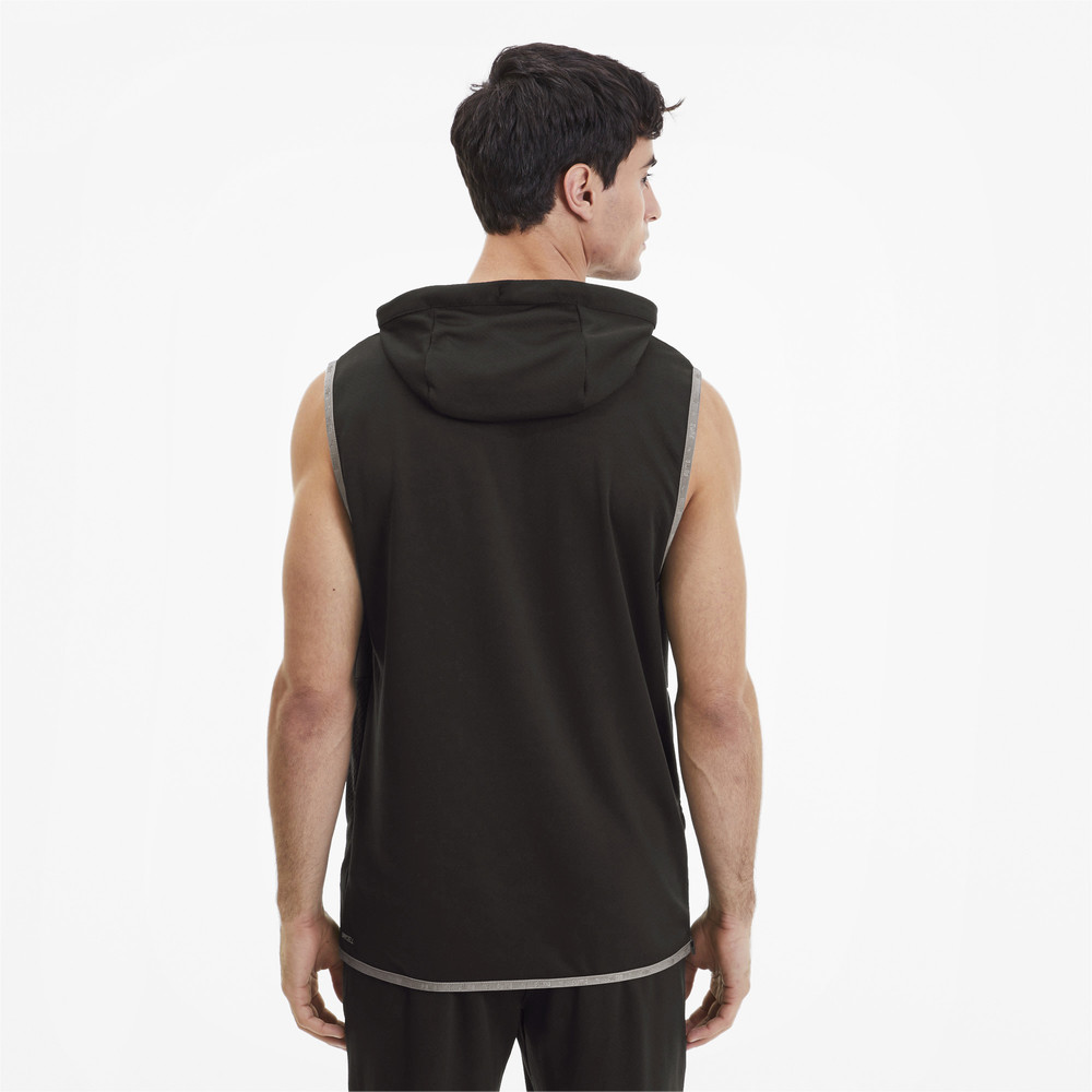 Image PUMA Reactive Sleeveless Men's Training Hoodie #2