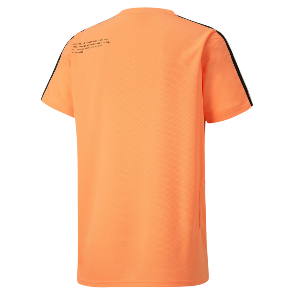 Image PUMA PUMA x FIRST MILE Short Sleeve Men's Training Tee #2