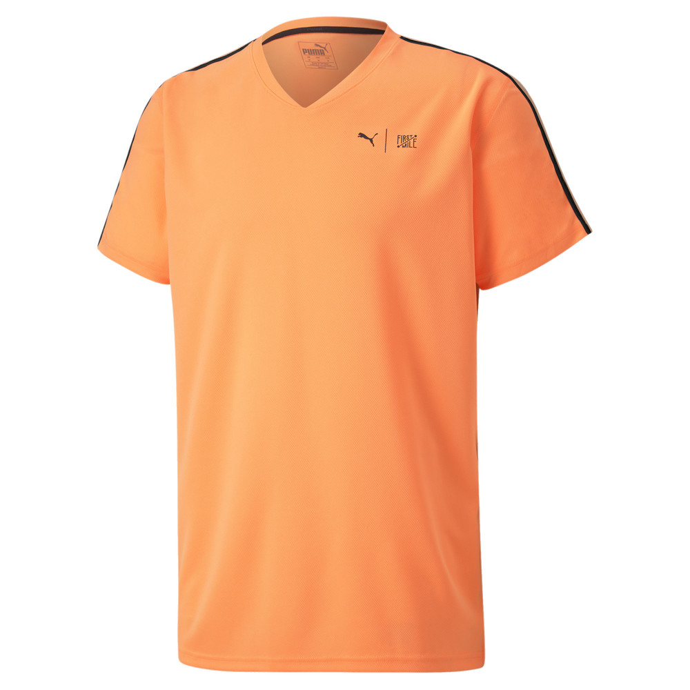 Image PUMA PUMA x FIRST MILE Short Sleeve Men's Training Tee #1