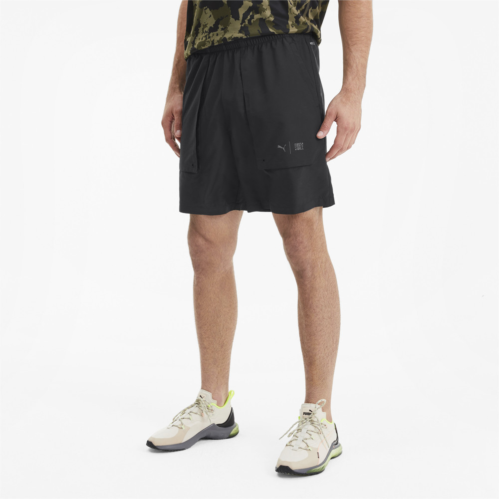 Image PUMA PUMA x FIRST MILE Shorts Masculino #1