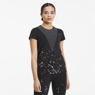 Изображение Puma Футболка Metal Splash Deep V Tee