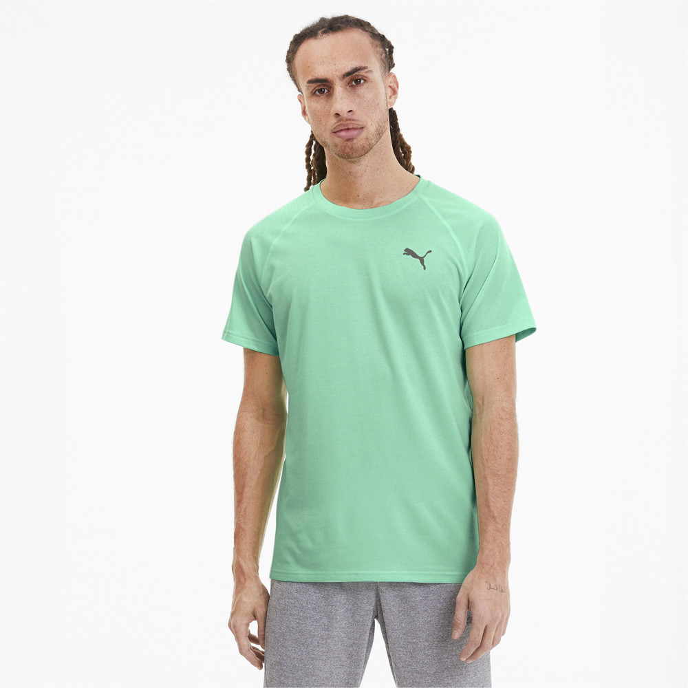 Футболка PUMA Heather SS Tee фото