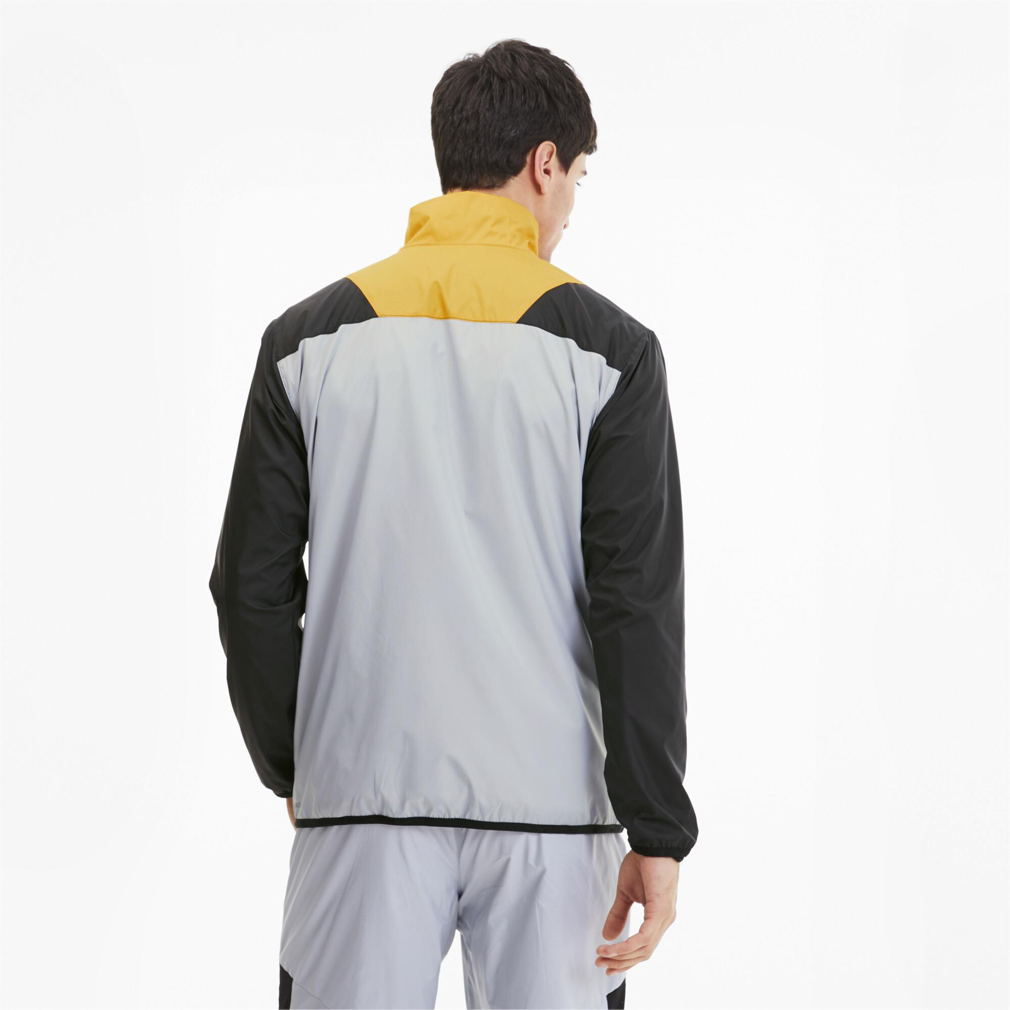 PUMA-Men-039-s-Reactive-Track-Jacket thumbnail 5