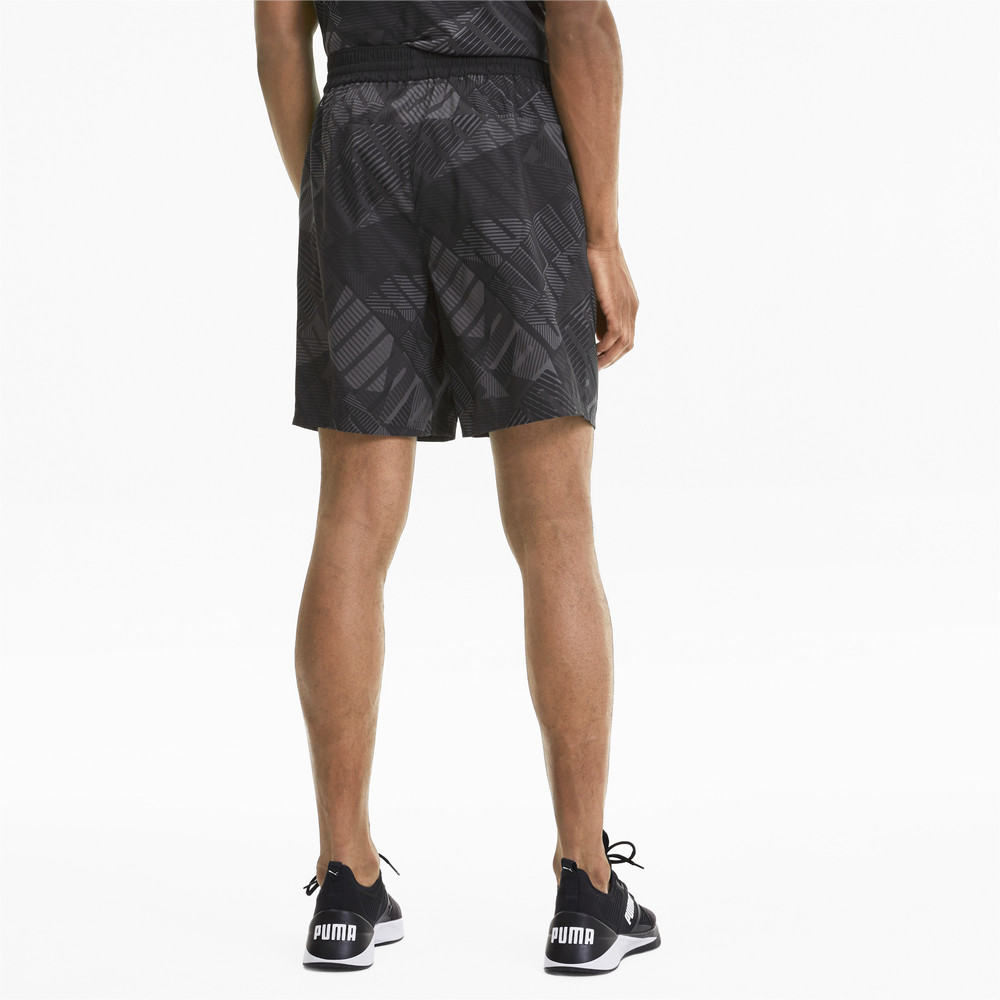 Image Puma All-Over Print Woven Men's Training Shorts #2