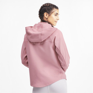 Görüntü Puma EVOSTRIPE Kapüşonlu Fermuarlı Kadın Sweatshirt
